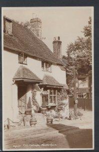 Kent Postcard - Pitt's Cottage, Westerham    T2546