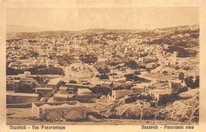 Israel Nazareth, Vue Panoramique, Panoramic View
