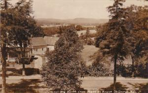 Canada New Brunswick St George Looking North From Murray House Real Photo