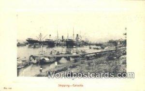 Shipping Calcutta, India Unused