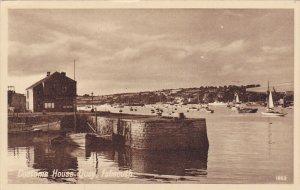 FALMOUTH , Cornwall , England , 1920-30s , Customs House Quay