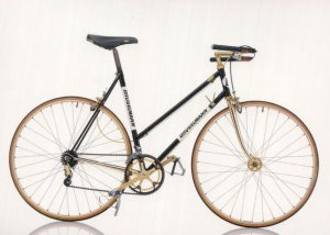 Colnago Brugelmann 1979 Bicycle Italy Italian Bike Postcard