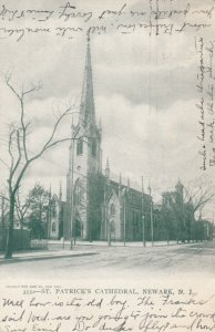 NEWARK , New Jersey , 1905 ; St. Patrick's Cathedral