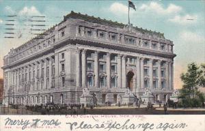 United States Custom House New York City 1906