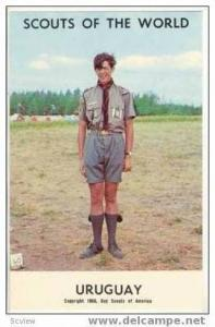 Boy Scouts of the World, URUGUAY SCOUTS, 1968