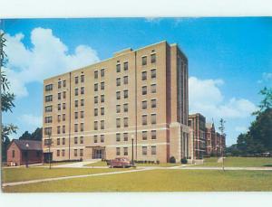 Unused Pre-1980 HOSPITAL SCENE Charlotte North Carolina NC W2475