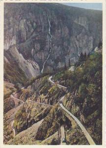 Velen Eidfjord- Voringfoss, Norge, Norway, 1900-1910s
