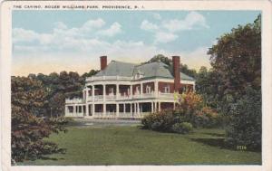 Rhode Island Providence The Casino Roger Williams Park