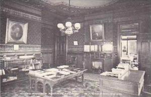 Connecticut Hartford Governors Room Capitol Albertype