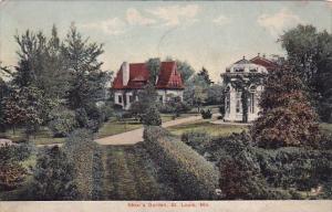 Shaw's Garden Saint Louis Missouri 1909
