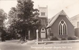 RP: ANGOLA , Indiana , 30-40s ; Methodist Church