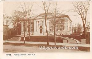 Public Library Utica NY 1914