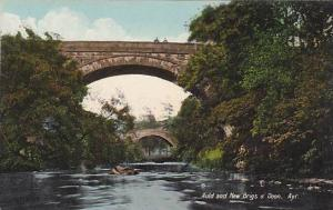 Auld And New Brigs o' Doon, Ayrshire, Scotland, UK, 1900-1910s