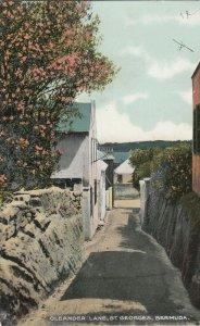 St. Georges , BERMUDA , 00-10s ; Oleander Lane