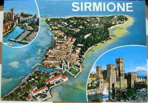 Italy Lago di Garda Sirmione - unposted