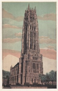NEW YORK CITY , 1930s ; The Riverside Church