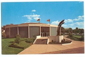 Aquarium of Niagara Falls, NY, unused Postcard