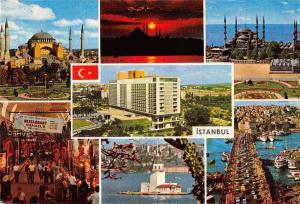 BG35601 views from the city istanbul turkey