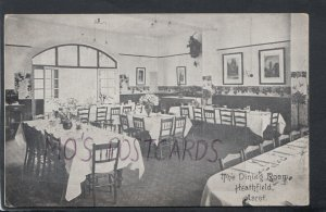 Berkshire Postcard - The Dining Room, Heathfield, Ascot    RS16994