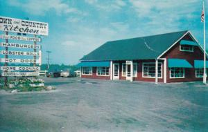 YARMOUTH, Maine, PU-1958; Town and Country Kitchen and Gift Shop