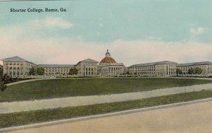 ROME , Georgia , 1900-10s ; Shorter College