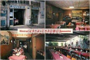 Postcard Modern Hostaria Pizzeria da Guido he bassetto