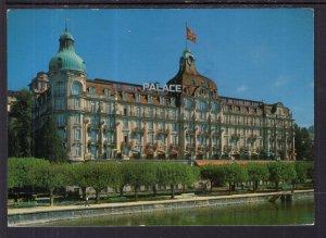 Palace Hotel,Lucerne,Switzerland BIN