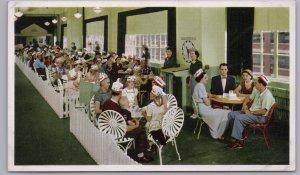 Battle Creek, Mich., Kellogg Company, A trip through Kellogg's - 1956