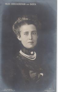 RP; Hilda Grossherzogin von BADEN, Germany , 00-10s