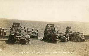 ME - Searsport. Parker's Lobster Pound, Kettles - RPPC