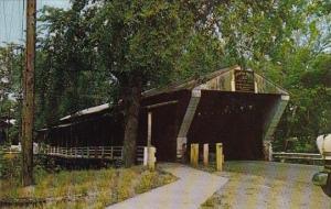 Ohio Newton Falls Covered Bridge