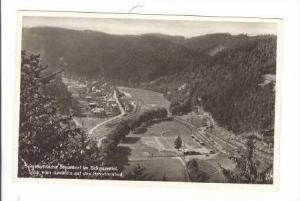 RP Sitzendorf im Schwarzatal, PU 1936 Germany