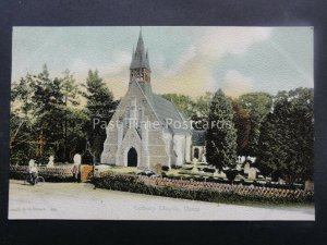 Hampshire COLBURY Church c1906 by F.G.O.Stuart 444