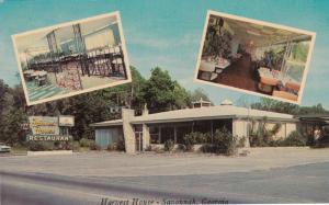 SAVANNAH , Georgia , 40-60s ; Harvest House