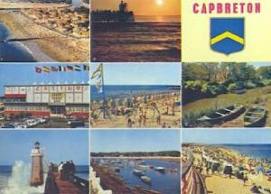 POSTAL 56123: Capbreton Les Landes