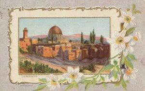 JERUSALEM , 00-10s ; Panorama