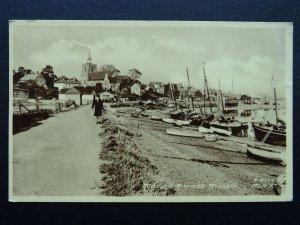 Essex MALDON Marine Parade & Village c1950s Postcard by Frith