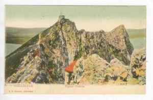Gibraltar, Signal Station, 00-10s
