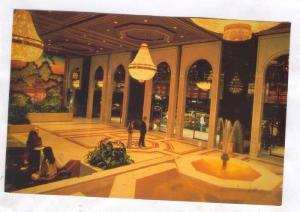 Interior, Shangri La, Hong Kong, China, 50-70s