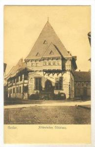 Altdeutsches Gildehaus, Goslar (Lower-Saxony), Germany, 1900-1910s