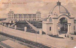 Royal Palace Hotel Ostende Belgium Unused