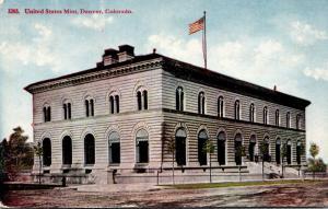 Colorado Denver United States Mint