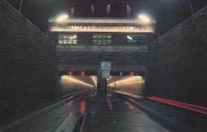 Harbor Tunnel - Baltimore MD, Maryland