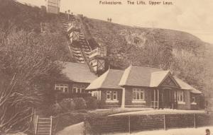 FOLKESTONE  , England, 00-10s ; The Lifts, Upper Leas , TUCK 2203