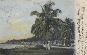 CRISTOBAL , Panama , PU-1907 ; Canal Zone