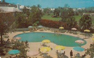 HAMILTON , Bermuda , 1962 ; Bermudiana Pool