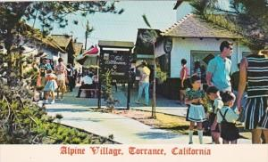 California Torrance The Alpine Village