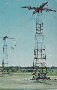 FORT BENNING , Georgia, 1940-60s; Pre-Jump Training