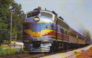 New Georgia Railroad EMD E-8 Locomotive Number 6901