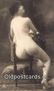 Reproduction # 50 Nude Postcard Post Card  Reproduction # 50